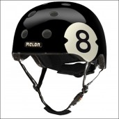 Melon helmet 8-ball