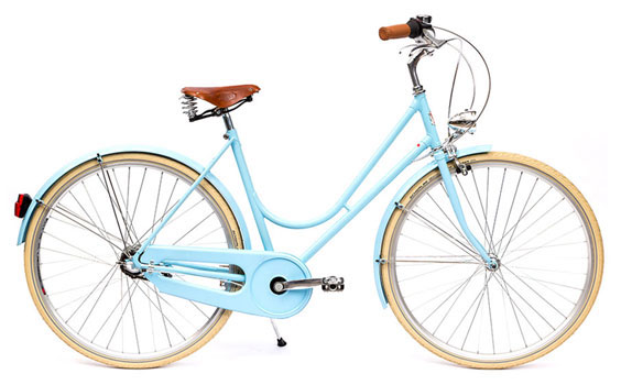 Retro Bicycles Mosco Ladies Blue